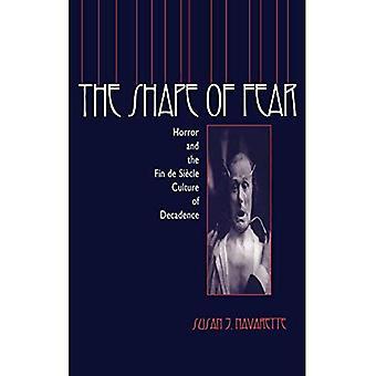 De vorm van angst: Horror en de Fin de Siecle cultuur van decadentie