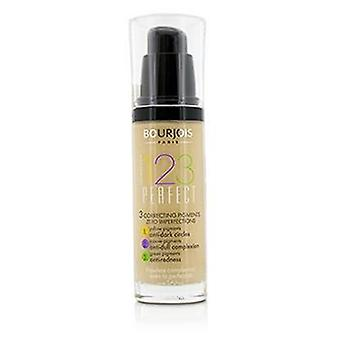 Bourjois 123 Perfect Foundation Spf 10 - No. 51 Light Vanilla - 30ml/1oz