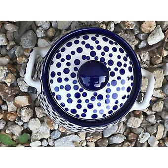 Onion pot, 3500 ml, 23 x 22 cm, Crazy Dots, BSN A-0324