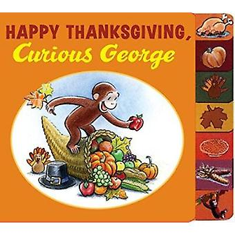 Happy Thanksgiving - Curious George by H a Rey - 9780547131061 Book