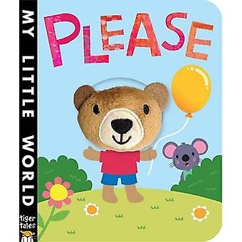 Please by Patricia Hegarty - Fhiona Galloway - 9781589255463 Book