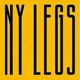 New York Legs by Stacey Baker - 9783868286984 Book