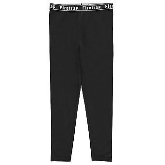 Firetrap fete jambiere pantaloni pantalon fundul Junior