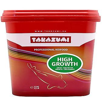 Takazumi High Growth Koi Food 10kg