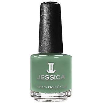Jessica Tea Party 2019 Spring Nail Polish Collection - Love You Very Matcha (1187) 14.8ml