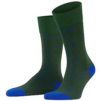 Falke Dot Socken - Woods Grün/Blau