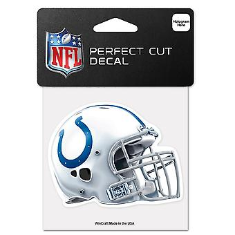Wincraft Helmet Sticker 10x10cm - NFL Indianapolis Colts