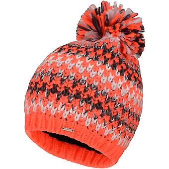 Dare 2b Womens Headlines Fleece Lined Bobble Beanie Hat