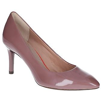Rockport Womens Total Motion Pointy Toe Stiletto Shoe Petal
