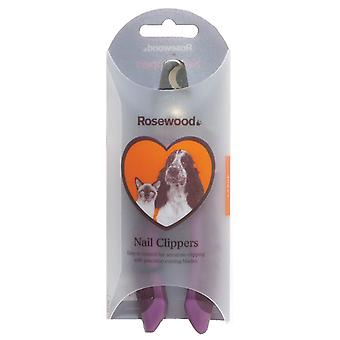 Rosewood Soft Protection Salon Grooming Nail Clipper, Duży