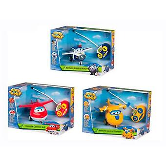 Colorbaby Airplane Superwings Radio Control
