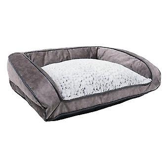 Rosewood Luxury Plush Dog Sofa Bed