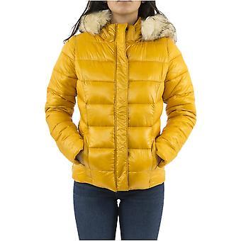 Satinée Jacket Pearl Removable Hood - Kaporal