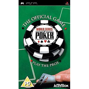 World Series of Poker (PSP) - New