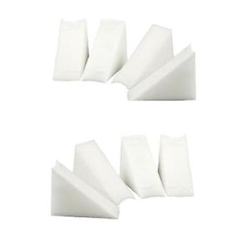 Strictly Professional Foam Make Up Wedges (8)