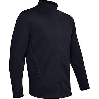 Under Armour Mens Gents Storm Full Zip Long Sleeve High Neck Jacket Outerwear