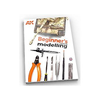Book - Aircraft & Models AK Beginner's Guide To Modelling Book