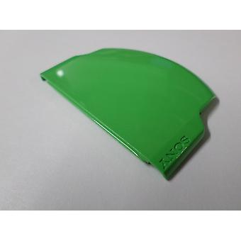 Replacement battery cover for psp 2000 & 3000 series slim & light - green | zedlabz