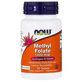 Metil acid folic- 1.000 mcg (90 comprimate) - Acum Foods