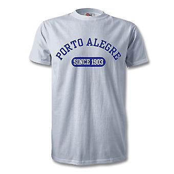 Gremio 1903 gegründet Fußball Kinder T-Shirt