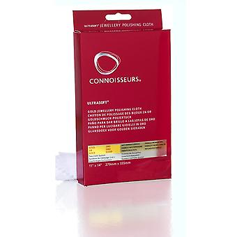 Connoisseurs Gold Jewellery Polishing Cloth