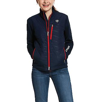 Ariat Youth Hybrid Insulated Water Resistant Team Jacket - Team