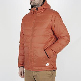 Passagier drifter geïsoleerde jas - roest
