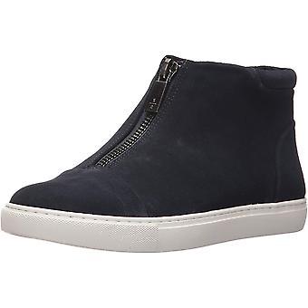 Kenneth Cole New York Womens Kayla Hight Top Zipper Fashion Sneakers
