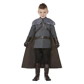 Chłopcy Medieval Lord Fancy Dress Kostium