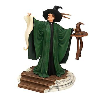 Harry Potter Professor Minerva McGonagall Hogwarts Year One Collector's Figurine - Boxed