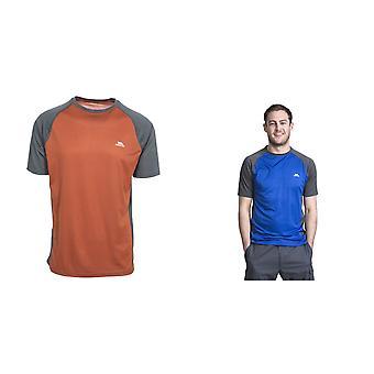 Overtreding Mens Talca actieve T-Shirt