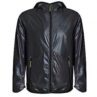 EA7 Emporio Armani Men's Iridescent Grey Jacket