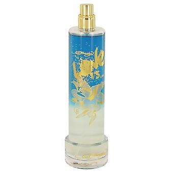 Ed Hardy Love Is Eau De Toilette Spray  (Tester) By Christian Audigier 3.4 oz Eau De Toilette Spray