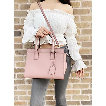 Kate spade cameron street medium satchel dusty peony pink