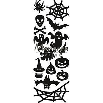 Marianne Design Craftables Schneiden stirbt - Punch Die Halloween CR1450