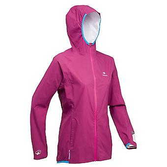 Raidlight Activ Mp+ 19 Womens Waterproof & Breathable Running Jacket Pink