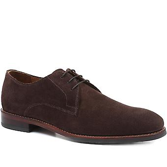 Jones Bootmaker Mens Goodyear Welted Leather Derby Shoe