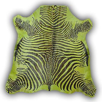 Teppiche - Zeb-tastisch Zebra Teppiche - grün & schwarz