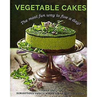 Vegetable Cakes - The most fun way to five a day! Scrumptious sweets w
