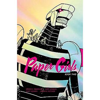 Paper Girls Deluxe Edition Volume 2 by Brian K Vaughan - 978153431061