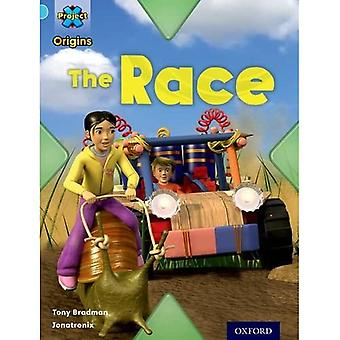 Project X Origins: Light Blue Book Band, Oxford Level 4: Bugs: The Race