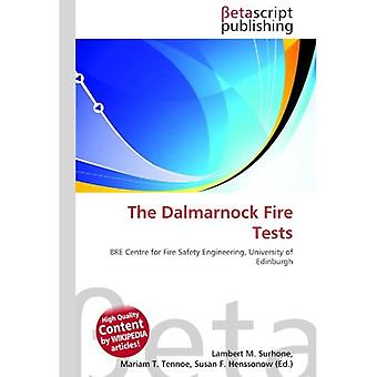 Dalmarnock Fire Tests