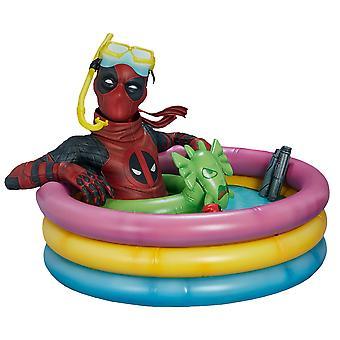 Deadpool Kidpool Premium Format Statue