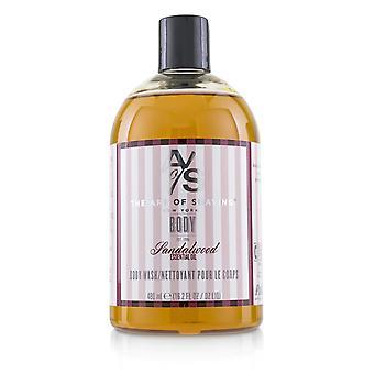 Body vask sandeltræ æterisk olie 223935 480ml/16.2oz