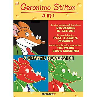 Geronimo Stilton 3-in-1 #3 - Dinosaurs in Action! - Play it Again - Mo