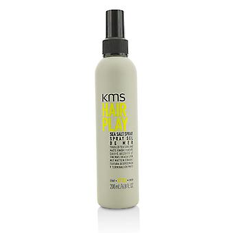 Hair play sea salt spray (tousled texture and matte finish) 214589 200ml/6.8oz