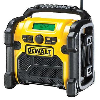 Dewalt DCR020 XR DAB Kompakt Digital Radio
