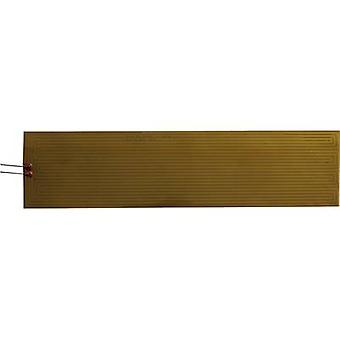 Thermo TECH Polyimide Heating foil self-adhesive 24 V DC, 24 V AC 100 W IP rating IPX4 (L x W) 480 mm x 120 mm