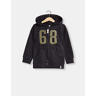 Esprit Boys' Hoody With A Front Logo