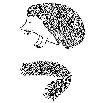 Creative Expressions Prickles Pre-Cut Stamps, Set of 2
